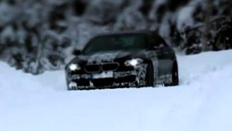 VIDEO: BMW ne stârnește cu un teaser oficial pentru M5