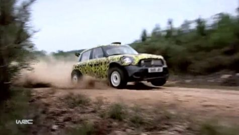 VIDEO: Legenda MINI se întoarce în WRC