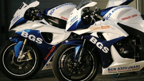 Grupul BGS înființează clubul sportiv BGS Motorsport