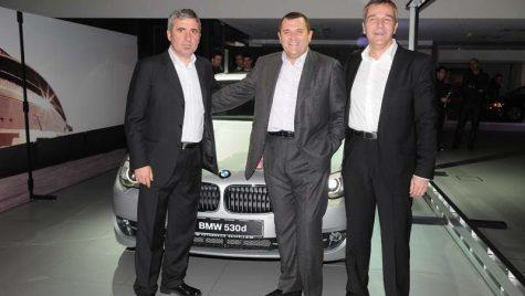 BMW Seria 5 sedan în România