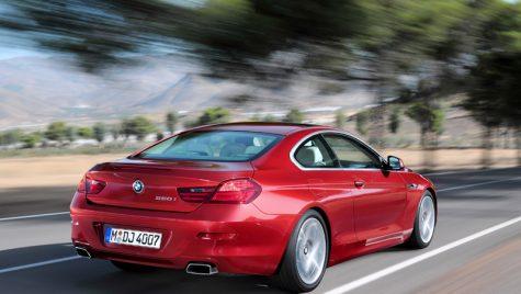 VIDEO: Noul BMW Seria 6 în versiune coupe