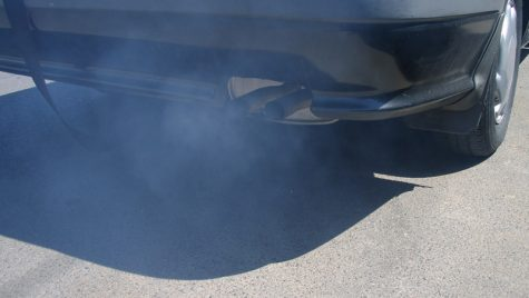 Diagnosticarea după fumul de eşapament