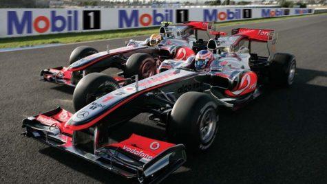 ExxonMobil  în F1 Grand Prix 2010