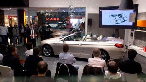 Noul BMW Seria 6 Cabriolet la debut