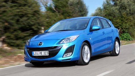 Mazda a reluat producţia în Japonia
