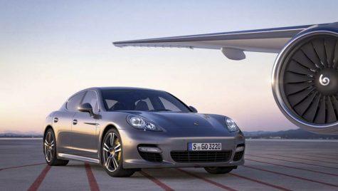 Patru portiere și 550 CP – Porsche Panamera Turbo S