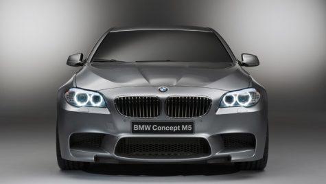 BMW M5 – primele poze oficiale