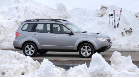 Promoție Subaru Forester