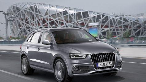Crește familia Q: noul Audi Q3 debutează la Shanghai