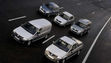 Parteneriat strategic Dacia, Renault-Nissan şi Groupama Asigurări