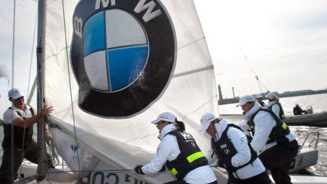 Parteneriat BMW şi Yacht Club România