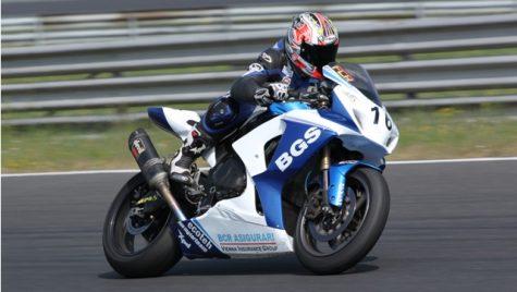 BGS Motorsport în Campionatul European Alpe Adria