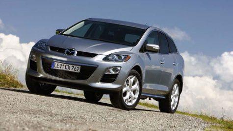 Maxim istoric al cotei de piaţă Mazda