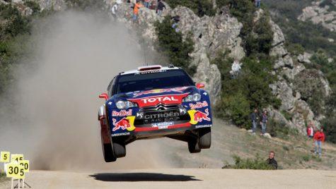 Citroen DS3 WRC neînvins pe macadam