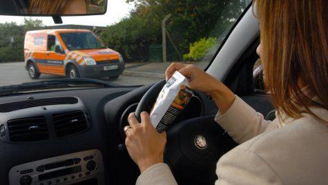 Alimentaţia şoferilor