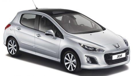 Rezultate meritorii pentru Peugeot în rapoartele ADAC