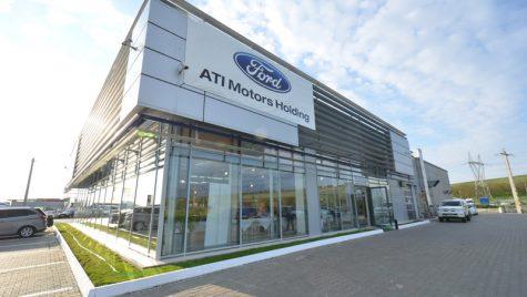 Deschiderea oficială a dealership-ului ATI Motors Holding în Iași