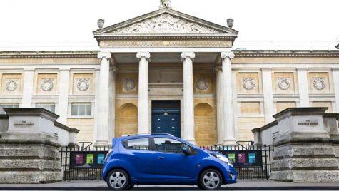 Creşterea Chevrolet Europe in primul trimestru