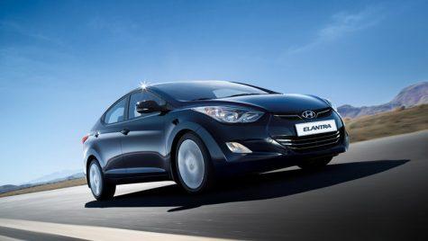 Hyundai Elantra în premieră europeană
