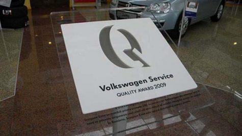 Partenerii Volkswagen cresc calitatea service-ului