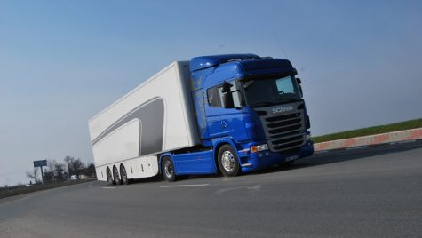 Noul Scania G 420