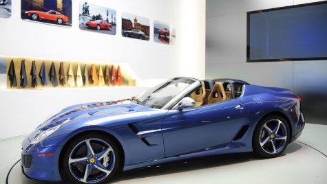 Ferrari Superamerica 45 – unicat la Villa d'Este