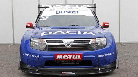 """Dacia Duster """"NO LIMIT"""" pentru Pikes Peak"""