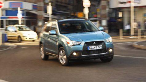 Mitsubishi ASX disponibil in România