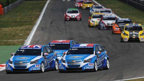 Centenarul Chevrolet va fi sărbătorit la cursa WTCC din Ungaria