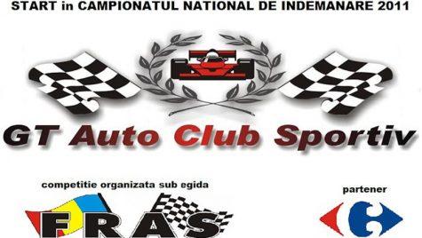 Participă și tu la Campionatul Național de Îndemânare Auto 2011