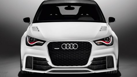 Audi A1 clubsport quattro – show car de 500 CP