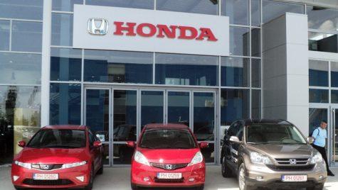 Extindere Honda în țară