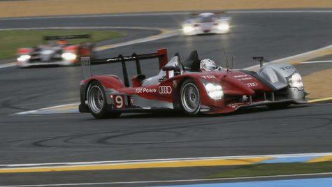 Audi câştigă la Le Mans