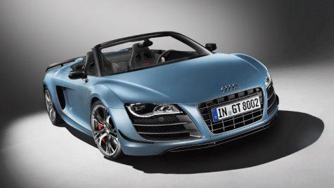 Audi R8 GT Spyder – ediție limitată