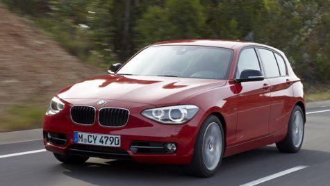 BMW Seria 1 a ajuns la a doua generație