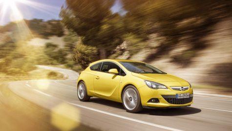 Noul Opel Astra GTC: oficial, final și interesant