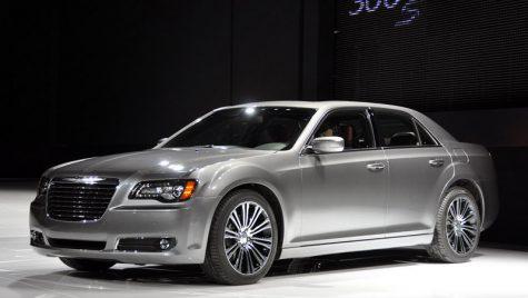 VIDEO: Chrysler 300 S la plimbare prin Los Angeles