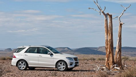 Mercedes-Benz prezintă noul ML