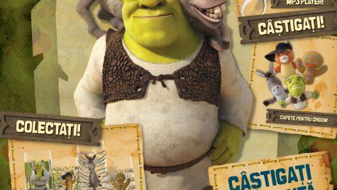 Shrek şi OMV